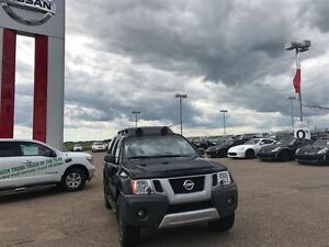 2014 Nissan Xterra PRO4X LEATHER NAV AUTO