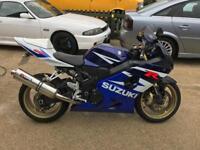 Suzuki gsxr 600 k4