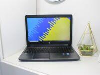HP Zbook Quad Core i7, Nvidia Quadro K2100M 2GB, QHD+ Display