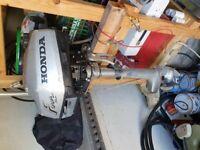 Honda 2hp Outboard