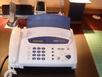 Brother T84 Fax Machine/Telephone/copier