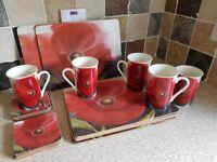 Table Mats, Coasters and Mugs