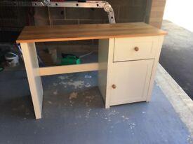 Wooden Desk - good condition