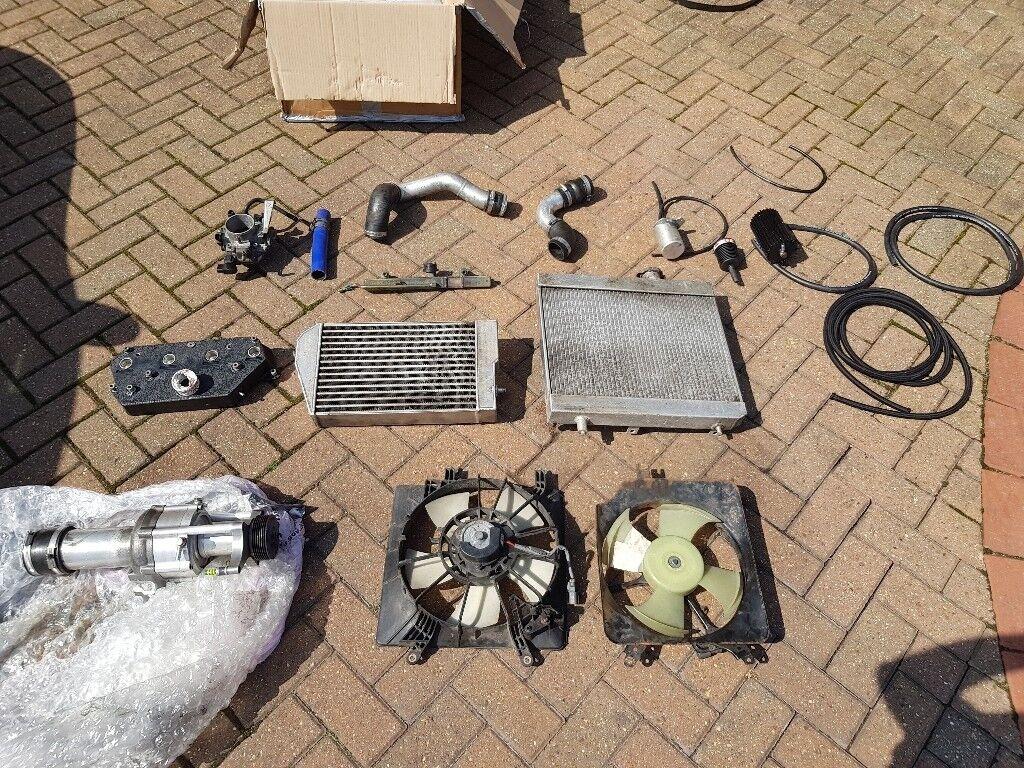 Rotrex C30 Supercharger / Honda Civic Type R / K20   in Benfleet, Essex    Gumtree