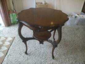 Antique Lamp feature table