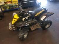 Eton quad atv spares or repair