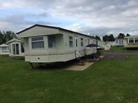 LUXURY 2 BEDROOM 6 BERTH CARAVAN TO RENT AT HAVEN SETON SANDS