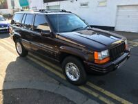 Jeep cherokee 1996 100k miles 4l automatic