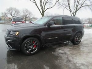 2015 Jeep Grand Cherokee SRT*NAV*SAFETY PKG*LAGUNA INTERIOR*