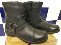 Biker boots size 11