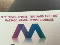 Mobile massage therapist available Fife