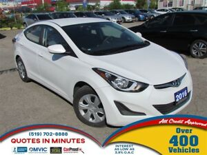 2016 Hyundai Elantra SE | SAT RADIO | GREAT DESIGN