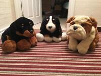 Simply Soft Collection Dog Teddy's