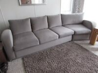 bed settee plus end chair