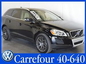 2012 Volvo XC60 T6 AWD Cuir+Toit Panoramique
