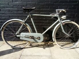 Retro 56cm Single Speed Road Bike in Perfect Order
