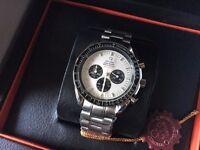 New Swiss Omega SpeedMaster Chronograph Watch