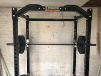 Olympic Bumper CrossFit weight set