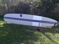 Torq Horseshoe longboard 9ft 3in surfboard