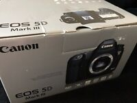 Canon EOS 5D Mark III 22.3MP DSLR Camera BRAND NEW SEALED