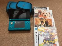3DS and game bundle