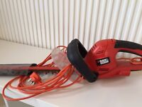 Hedge Trimmer hardly used