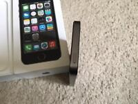 Apple iPhone 5s Space Grey 16GB (Vodafone)