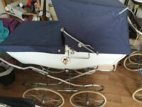 silvercross coach built prams original vintage