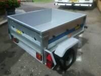 TRIGANO DBD METAL CAR trailer 110cmx 93cm