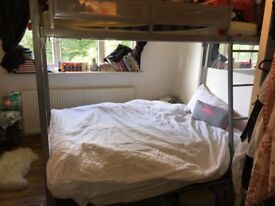 Metal great quality bunk bed