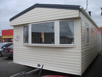 Cheap 7 Berth ABI Vista Static Caravan Ingoldmells Coastfields Holiday Park 2018 Ground Rent Inc