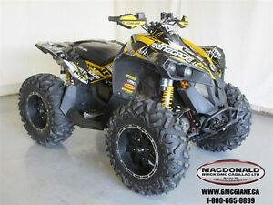 2013 Can-Am Renegade 1000 X XC -