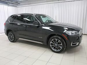 2018 BMW X5 One Owner 35i x-DRIVE AWD LUXURY SUV w/ BACKUP CAM