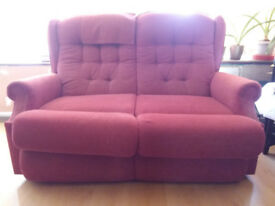 Lazyboy 2 Seater Settee