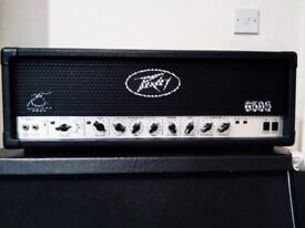 PEAVEY 6505 Guitar Amp head 120W in very good condition - US made