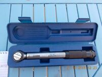 SEALEY 3/8 drive torque wrench