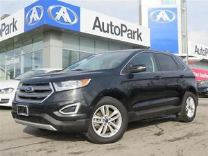 2015 Ford Edge SEL|Heated Leather Seats| Rear View Cam.|