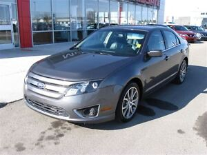2011 Ford Fusion SEL 2.5L I4 one owner, pet free, Bluetooth, rem