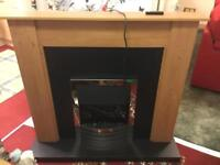 ETCHELLS FIRE SUITE WITH BUILT IN FIRE