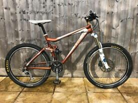 Trek evo 8 Full Suspension Mountain Bike Will Post