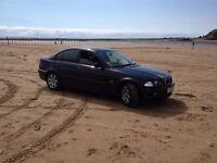 BMW 318, e46