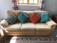 FOR SALE 2 x 3-Seater Sofas £110 for the pair Or £65.00 each