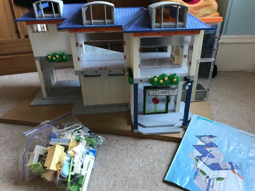 Playmobil Hospital 4404