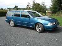 Volvo V70 SE T5 2.3L Petrol - 09/06/1997 - Exceptional Manual Estate