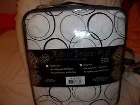 3 pcs bed spread set