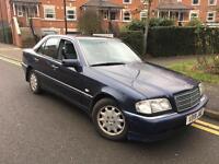 2000/V REG MERCEDES C240 AUTOMATIC ** CHEAP CAR TO CLEAR ** £595