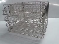 Fast Food Henny Penny Gas Fryer Basket No Hinge 304 Stainless Steel Good for Hygiene