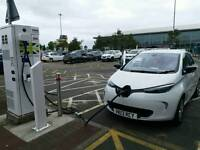 2013 Renault Zoe Dynamique Zen 5 door Auto Electric Hatchback electric car