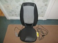 homedics massage seat good condition and working perfect