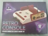 Retro Video Games Console inc games